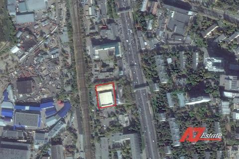 Земельный участок 0,63 га с гпзу, м. Нагатинская, Варшавское ш, д 38а - Фото 1