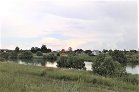Участок 10 соток в д. Машково Боровский район рядом с рекой - Фото 2