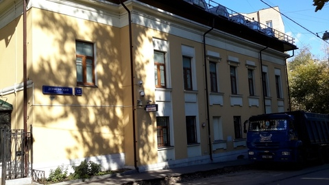 Продажа здания под банк в Москве - Фото 2