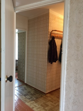 Срочная продажа, недорого, заезжай и живи, 1 конм. квартира в Кимрах - Фото 5