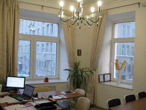 Продажа офиса, м. Арбатская, Улица Большая Молчановка - Фото 2
