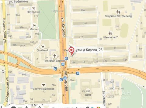 Торговая площадь в Челябинская область, Челябинск ул. Кирова, 23 . - Фото 2