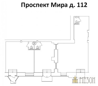 Продажа псн, м. Алексеевская, Мира пр-кт. - Фото 5