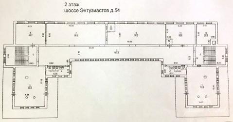Аренда офис г. Москва, м. Шоссе Энтузиастов, ш. Энтузиастов, 54 - Фото 4