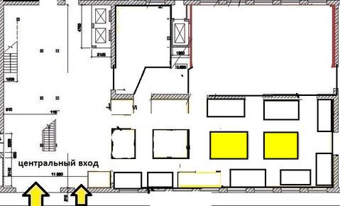 Сдаётся островная площадь в ТЦ - 9 кв.м. на ул. Полтавская - Фото 2