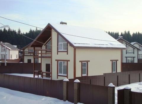 Продаётся новый коттедж 157 кв.м в пос. Подосинки - 35 км. от МКАД . - Фото 3
