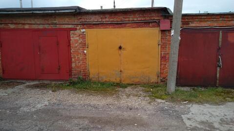 Продается гараж в г. Чехов ГСК Бадеево-1 - Фото 1