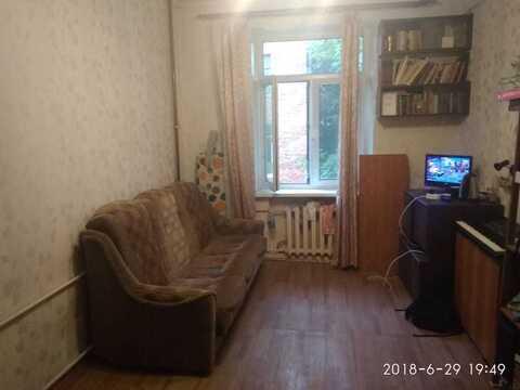Комната в 3х комн. кв. 2/5 кирпич г.Подольск ул.Энтузиастов д.6 - Фото 1