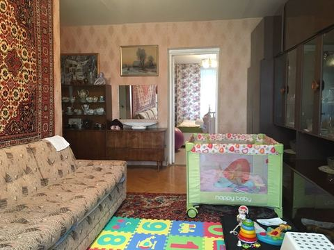 Продается 3-х комнатная квартира, м.Жулебино - Фото 4