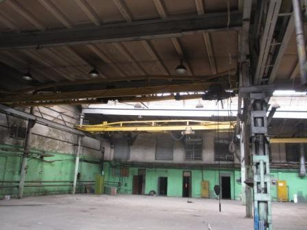 Производственно-складской ком 2 300 м2 с кран-балками в Балашише - Фото 3