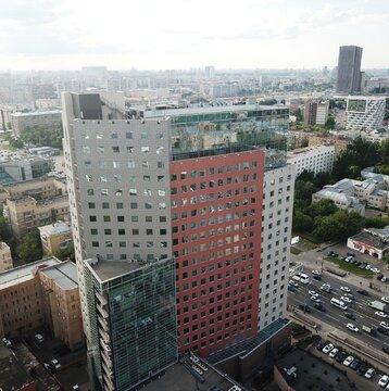 Престижный офис 1276 м2 (этаж) в БЦ кл. В+, ТТК - Фото 1