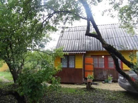 В обжитом, зеленом садоводстве массив Кобрино уютная дача на 6 сотках - Фото 5
