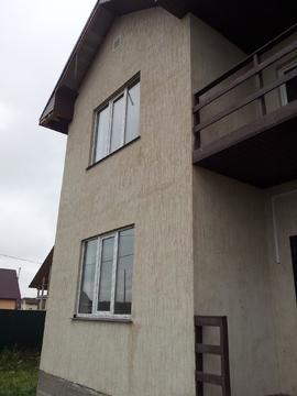 Продается новый дом 168м2 на 9сот с. Малышево, Раменский район - Фото 2