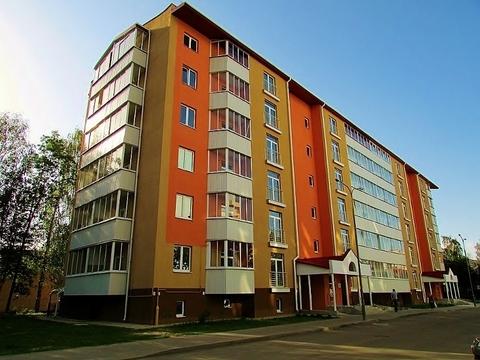 Новостройка, 2-х комнатная, оригинальной планировки. Витебск. В Витебск - Фото 1
