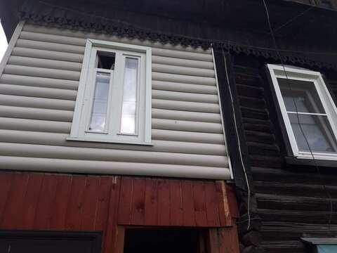 Продается часть деревянного дома в г.Кимры по ул.Радищева - Фото 1