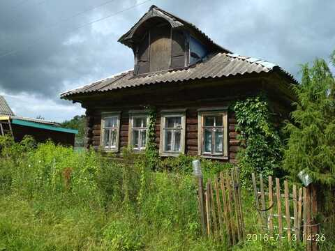 Деревенский дом, деревня Заручьево, Кимрский район - Фото 2