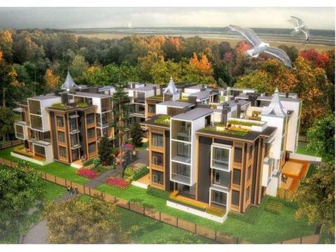 Продажа квартиры, Купить квартиру Юрмала, Латвия по недорогой цене, ID объекта - 313154914 - Фото 1