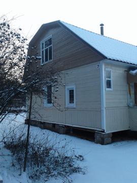 Продается: дом 60 м2 на участке 11 сот. - Фото 4
