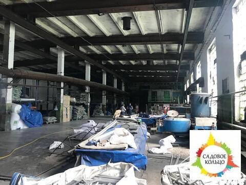 Под произ-во/склад, отаплив, выс. потолка: 6 м, пол-бетон, 2-е ворот - Фото 3