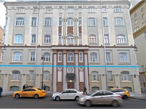 Продажа офиса, м. Кропоткинская, Ул. Пречистенка - Фото 1