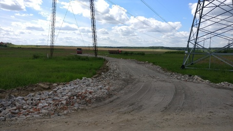 Пром земля на Володарском шоссе - Фото 1