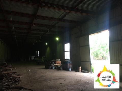Дешевый холодный склад, высокие потолки, ворота в пол, круглосуточный - Фото 2