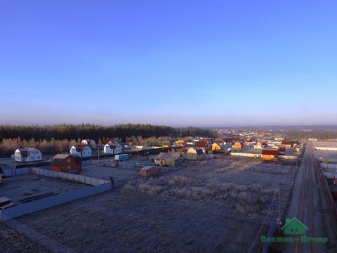 6,5 соток в ДНП Лесное - дер.Юрцово - 85 км Щелковское шоссе - Фото 1