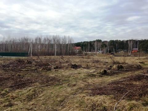 Земельный участок в Красном Бору - Фото 1