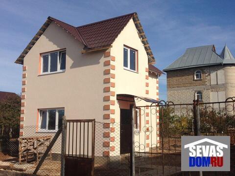 Продам дом 65 м2 на участке 4 сот. на Фиоленте - Фото 3