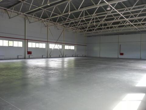 Сдам производственно-складской комплекс 2000 кв. м. - Фото 1