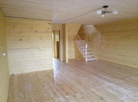 Купить дом из бруса в Солнечногорском районе г. Солнечногорск - Фото 4