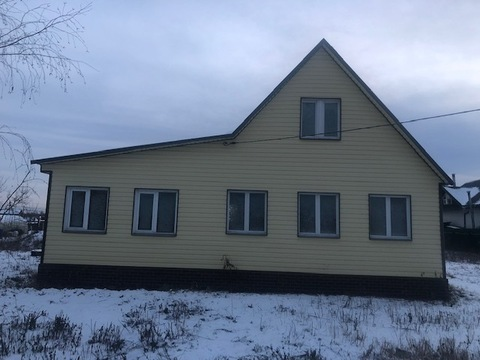 Жилой дом, 90 кв.м, г. Чехов, 47 км от МКАД. - Фото 2