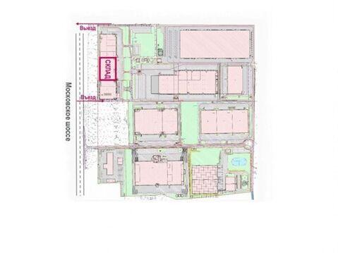 Продам производственное помещение 4000 кв.м, м. Московская - Фото 3