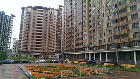 Двухкомнатная квартира 64 кв.м в ЖК Гусарская баллада