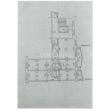 4-комнатная квартира, Прибалтийская, 11 (Компрессорный) - Фото 2