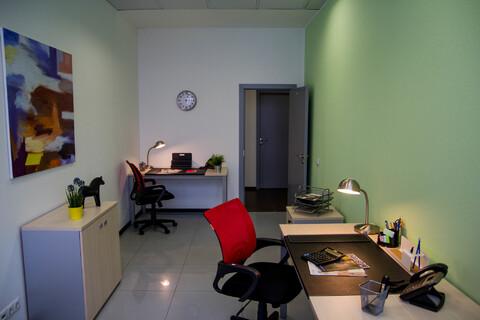 Сдается офис в БЦ Новомосковский . 17,8 кв.м. - Фото 2