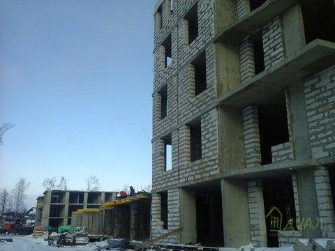 2х уровневая, 4х к. квартира, свободной план площадью 110, 39 м. кв. - Фото 3