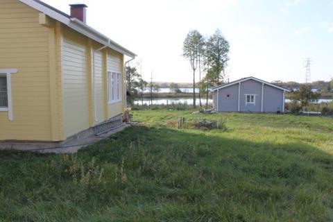 Новый дом, баня, 31 сотка реально на первой линии реки Волга - Фото 2