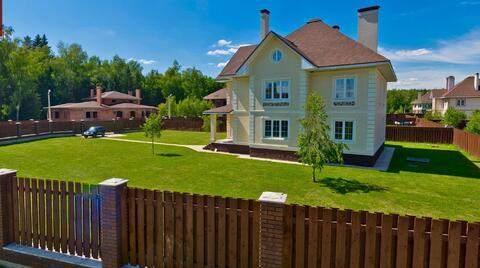 Новый дом. 340 кв.м. Калужское ш. 27км - Фото 3