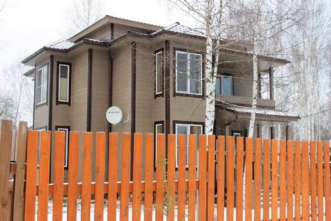 Дом 250 м2 с Газом, Прописка, д.Новожилово - Фото 4