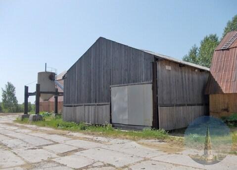 488. Кашин. Производственная база 1327 кв.м. на участке 6000 кв.м. - Фото 4