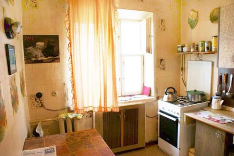 Двухкомнатная квартира в Волоколамском районе в деревне Клишино. - Фото 1