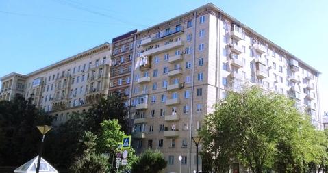 2х ком.квартира м. Кутузовская, Кутузовский проспект д.24 - Фото 2
