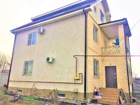 Дом 270 кв.м. зжм-ул. Малиновского\ул. Таганрогская с ремонтом - Фото 1
