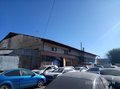 Продается Производственно-складской комплекс общей площадью 1953кв.м - Фото 3