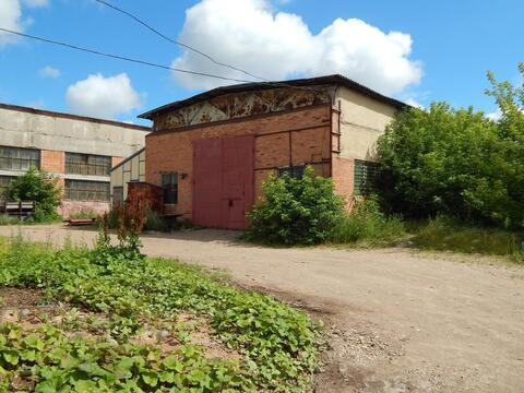 Складское-производственное помещение на Витебском шоссе 400 кв.м. - Фото 2