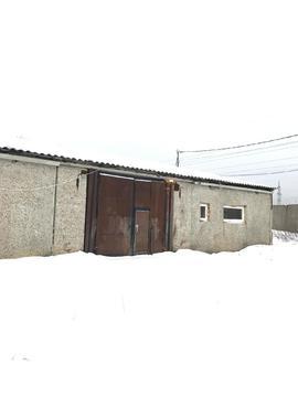 Нежилое помещение – ангар 300 кв. м. М.О, Раменский район, д. Кузяево - Фото 2