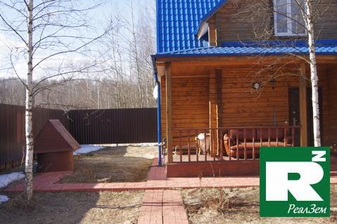 Продаётся дом 85 кв.м, участок 6 соток, в Ворсино - Фото 3