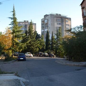 1-ком квартира 37 м2 в Ялте, в жилом районе - Фото 5