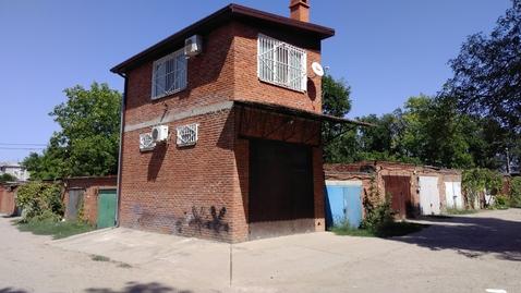 Гараж 3 уровня с жилой комнатой и с санузлом - Фото 2